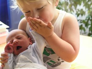 Fratelli: nati e cresciuti nella stessa famiglia ma diversi