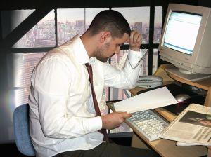 Lo stress nei luoghi di lavoro